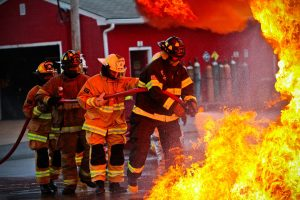 Helping The Helpers - Fire Fighters