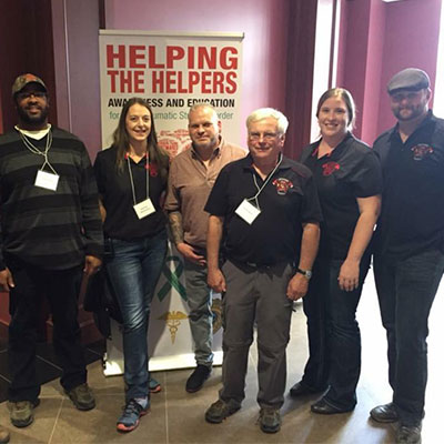 Helping The Helpers - 4th Annual Awareness & Education Day